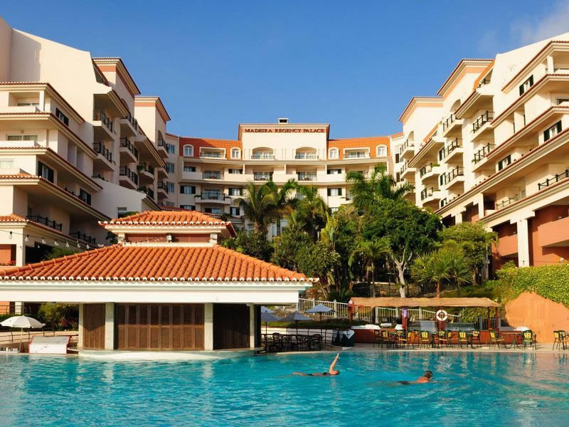 NEW YEAR SUCCESSES FOR MADEIRA REGENCY PALACE CLIENT